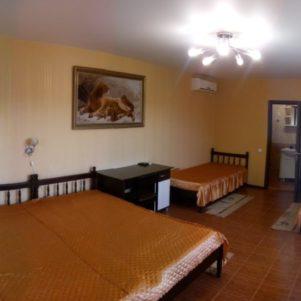 Гостевой дом №2 – 4х местный номер