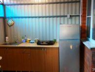 Комфорт класс №6 – 2х местный номер [своя кухня, туалет и душ]