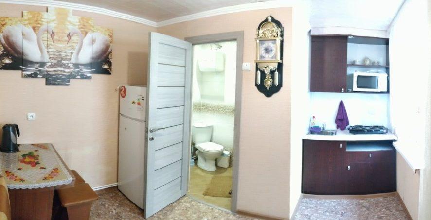 "Частный сектор №53 - 3х местный ""Люкс"""